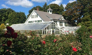 Fuller Gardens: Admission for Two or a Single or Family Membership to Fuller Gardens (Up to 30% Off)