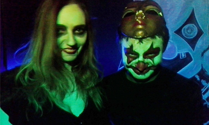 The Armory of Horror - Powder House: $15 for Haunted-House Admission for One at The Armory of Horror ($15 Value)