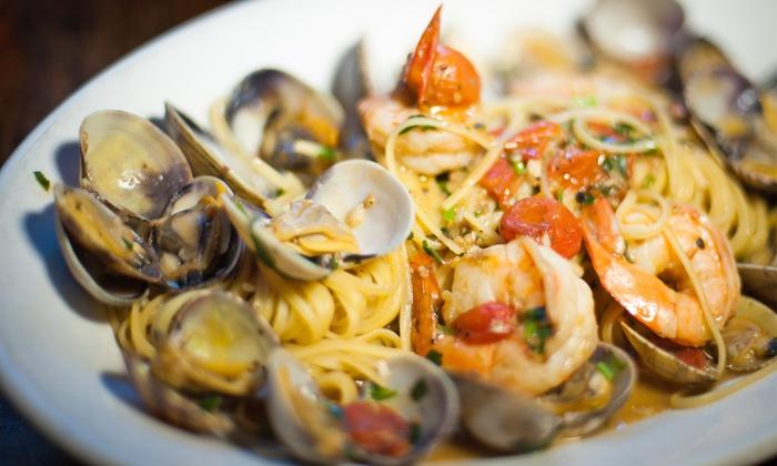 Acqua at Peck Slip - Financial District: $29 for $50 Worth of Italian Cuisine at Acqua at Peck Slip