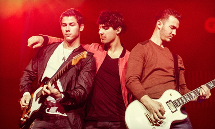 Jonas Brothers Live Tour - Jiffy Lube Live: $15 to See the Jonas Brothers Live Tour at Jiffy Lube Live on July 29 at 7 p.m. (Up to $58 Value)