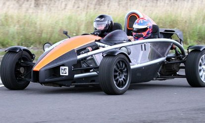 Ariel Atom Thrill Driving Experience with Driving Experiences 4 U (61% Off)