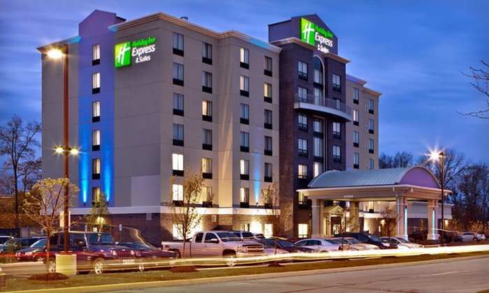 Holiday Inn Express Hotels Suites Polaris One Night Stay At