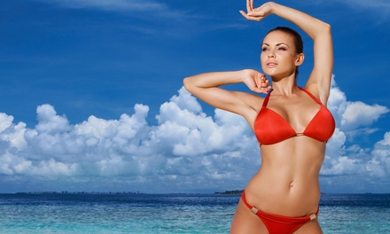 Two, Four, or Eight VersaSpa Spray Tans at A Moment's Peace (Up to 65% Off)