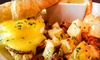 Cache Bistro & Lounge - CLOSED - Vancouver: French Lunch or Brunch for Two at Caché Bistro & Lounge (Up to 57% Off)