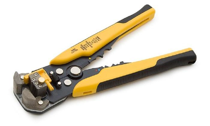 Titan Tools Self-Adjusting Wire Stripper