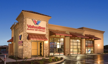 One Conventional, Synthetic, or Full-Synthetic Oil Change at Valvoline Instant Oil Change (Up to 54% Off)