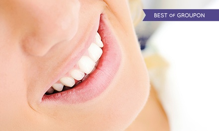White Cosmetic or Clear Braces from £750 at Confident Smile (Up to 52% Off) (London)