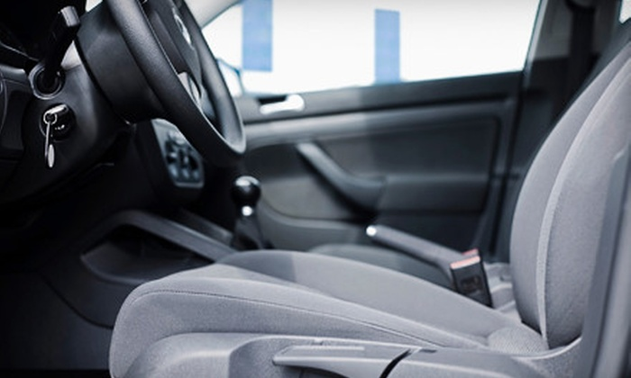 Premier Auto Services - Gresham: Interior Detail, Exterior Detail, or Both at Premier Auto Services (Up to 60% Off)