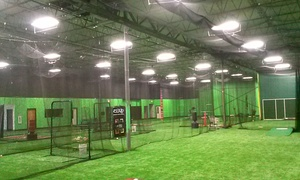 Stance Doctor Baseball & Softball Academy: 30-Minute Batting-Cage Rental at Stance Doctor Baseball & Softball Academy (55% Off)