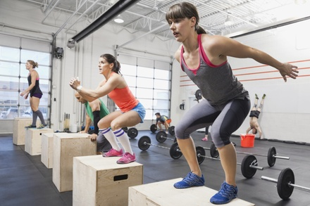 Up to 76% Off Crossfit at Bomb City CrossFit