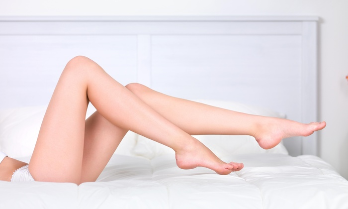 THE Medical Spa-A - Multiple Locations: A Non-Invasive Cosmetic Spider Vein Removal Treatment at THE Medical Spa (20% Off)