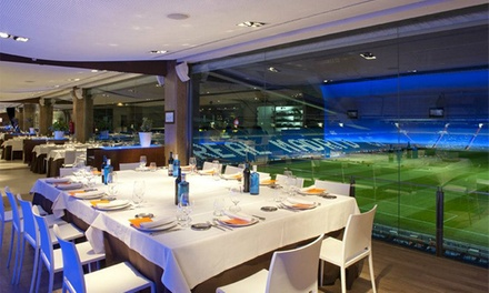 Brunch para dos personas con bebida, principal y postre desde 18 € en Real Café Bernabéu