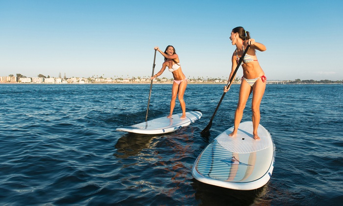 Brawner Boards - San Clemente: Paddleboard or Surfing Lesson or Board Rentals at Brawner Boards (Up to 60% Off)