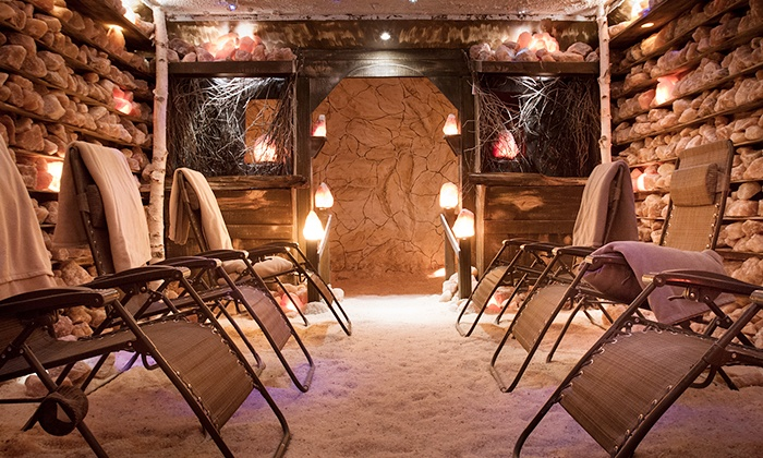 Grand Wellness Centre - GWC Body: Salt-Cave Session Package at Grand Wellness Centre (Up to 61% Off). Four Options Available.