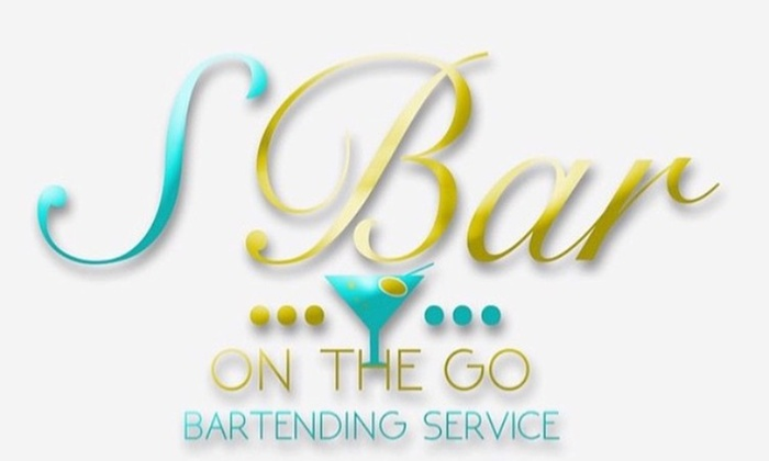 SBar 2 Go - Philadelphia: Up to 51% Off Bartending Service at SBar 2 Go