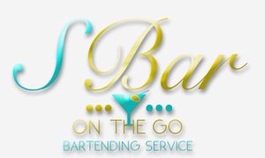 SBar 2 Go: Up to 56% Off Bartending Service at SBar 2 Go