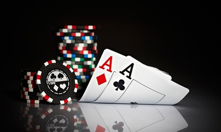 One or Three Months of Online Poker Tournament Training from Tournament Poker Edge (Up to 78% Off)