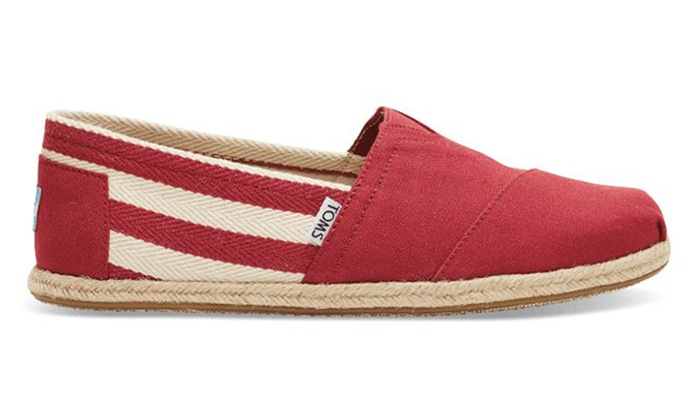 low priced a3733 58940 TOMS Unisex Espadrilles
