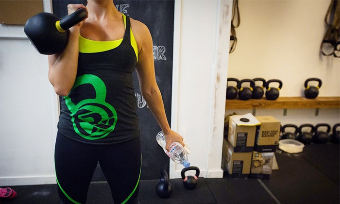 FIT RxN - Gig Harbor: 5 or 10 Group Fitness Classes or One Month of Unlimited Classes at FIT RxN (Up to 53% Off)