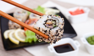 Tao Yin: $12 for $20 Worth of Sushi and Japanese and Chinese Food for Two or More at Tao Yin