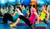 FitCrush - Multiple Locations: One or Two Months of Group Fitness Classes at FitCrush (Up to 79% Off)