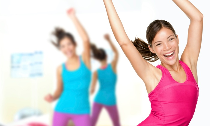 MoveUSA - Multiple Locations: 2, 10, or 20 Zumba Classes at MoveUSA (Up to 80% Off)