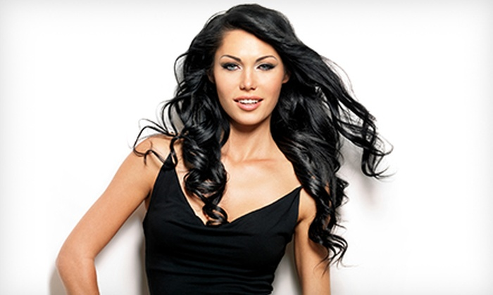 2 Blowout Bar - Highland Park: Two or Four Blowouts and Shampoos at 2 Blowout Bar (Half Off)