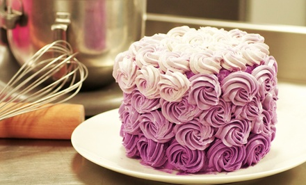 Two-Hour Cake-Making Class for One or Two at Ruelo Patisserie (Up to 74% Off)
