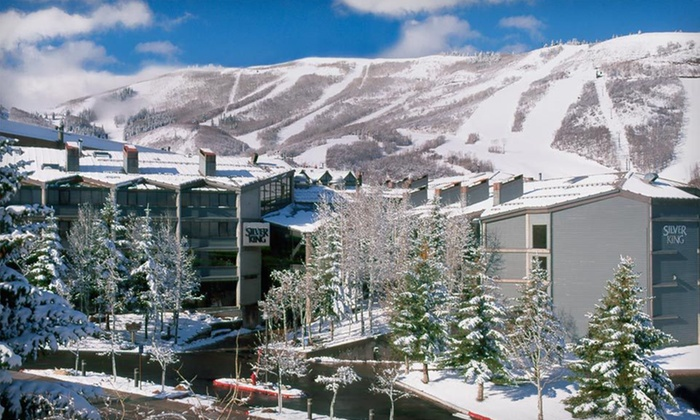 Silver King Hotel - Park City, UT: One-, Two-, or Three-Night Stay with a Bottle of Wine at Silver King Hotel in Park City, UT