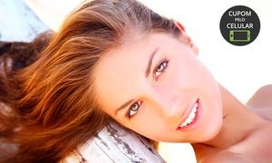Clinestética: Clinestética - Centro Comercial Schmitt: 1, 2 ou 3 visitas de limpeza de pele, extração, peeling e aplicação de DMAE