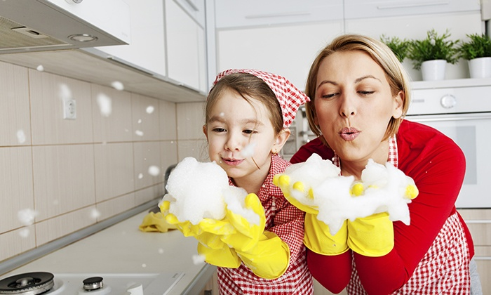 Homejoy: Housecleaning with One- or Three-Month Forever Clean Membership from Homejoy (Up to 66% Off)