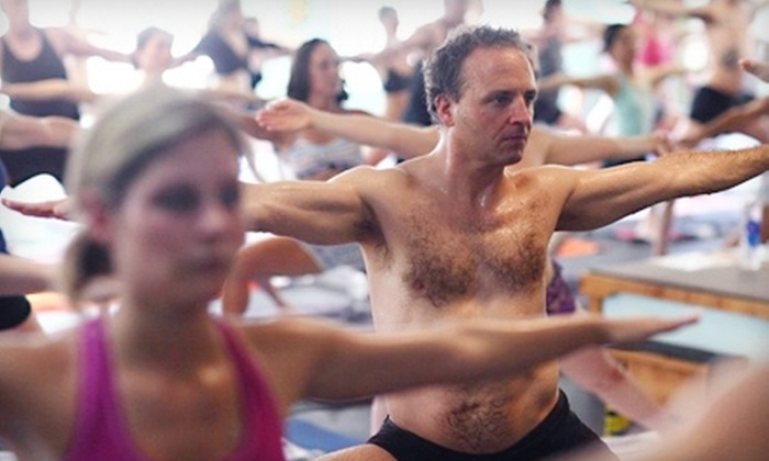 Bikram Yoga Sierra - Truckee: 10 Bikram-Yoga Classes or One Month of Unlimited Classes at Bikram Yoga Sierra in Truckee (Up to 64% Off)