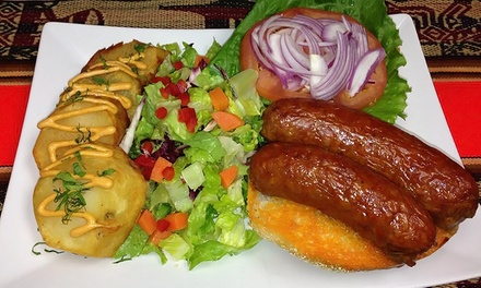 $13 for $25 Worth of Peruvian and Bolivian Cuisine at Fusion Andina