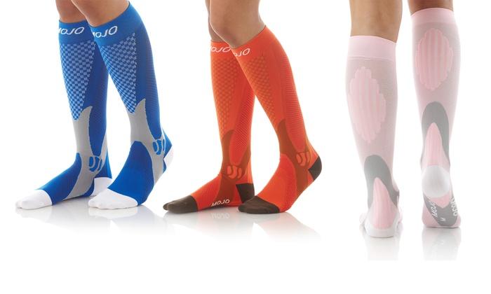 908d434e9d Mojo Recovery & Performance Compression Socks. MoJo Sports Compression Socks
