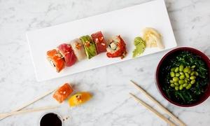 Gaba Sushi: $10 for $20 Worth of Sushi and Asian Cuisine at Gaba Sushi