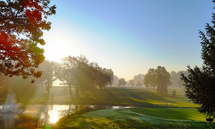 Silver Lake Country Club - Orland Park: $189 for a Golf Package at Silver Lake Country Club ($870 Value)