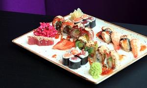 maiGLÜCKchen: 3-Gänge-Sushi-Menü für zwei oder vier Personen bei maiGLÜCKchen (bis zu 51% sparen*)