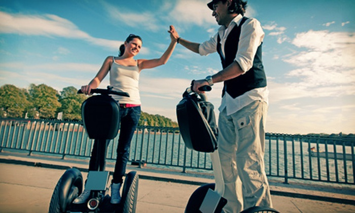 Rocky Top Glide - LoDo: $30 for a Two-Hour Segway Tour at Rocky Top Glide ($65 Value)