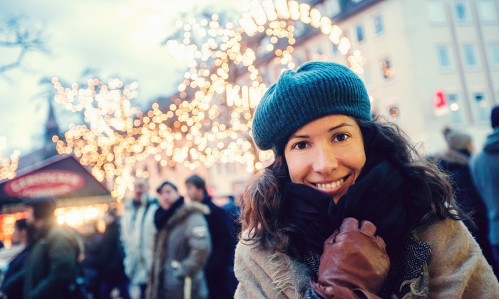 Vancouver Winter Wonderland - PNE FORUM: General Admission for Two or Four at Vancouver Winter Wonderland Presented by RE/MAX (Up to 50% Off)
