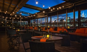 Penthouse 808: $40 for $80 Worth of Asian Pacific Cuisine and Drinks at Penthouse 808