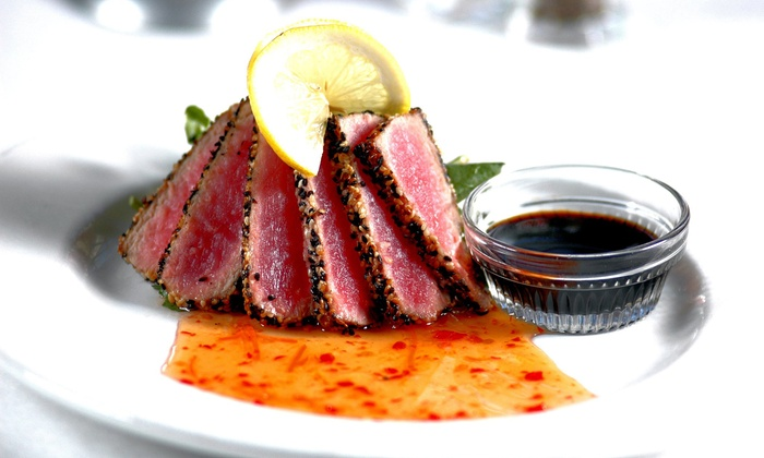 FoxFire - FoxFire: Steaks, Seafood, and Salads for Lunch or Dinner at FoxFire (Up to 50% Off)