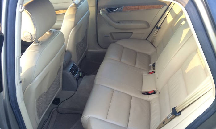 P3 Auto Detailing And Hand Car Wash - East Longmeadow: $45 for $100 Worth of Interior Auto Cleaning — P3 Auto Detailing and Hand Car Wash