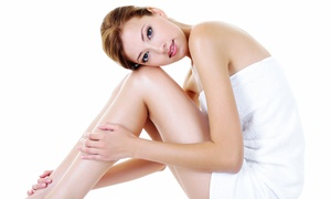 Moksha Spa & Wellness Center: Laser Hair Removal on a Small, Medium, or Large Area at Moksha Spa & Wellness Center (Up to 88% Off)