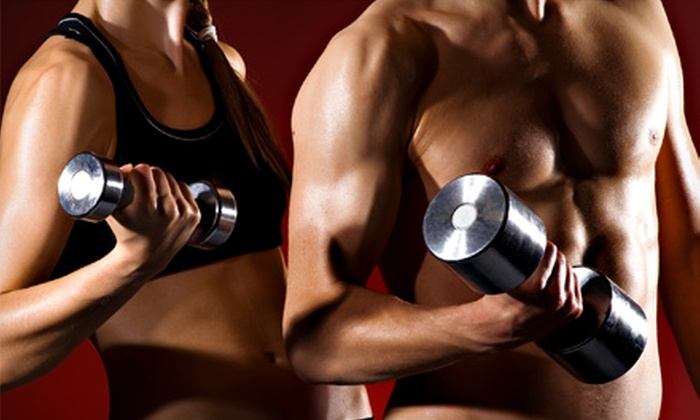 Zumba at Hybrid Maxfit - Jeffersonville: $20 for $40 Worth of Fitness Training at Hybrid MaxFit