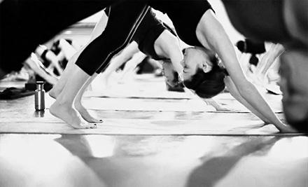 $59 for Two Months of Unlimited Yoga Classes at Moksha Yoga Winnipeg ($300 Value)
