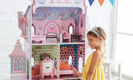 Teamson My Dream Doll House. Free Returns.