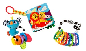 It's a Zoo Out There! Baby Toys: It's a Zoo Out There! Educational Toys