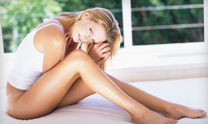 Advantage Health and Beauty - Dallas: Six Laser Hair-Removal Sessions on One Small, Medium, or Large Area at Advantage Health and Beauty (Up to 93% Off)