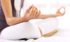Yoga Frei Raum: 5 oder 10 Yoga-Stunden nach Wahl plus Einzelstunde im Yoga Frei Raum ab 29,90 € (bis zu 57% sparen*)
