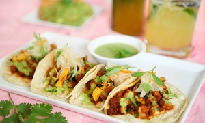 Ino's Tacos: Mexican Food for Two or Four at Ino's Tacos (Up to 50% Off)